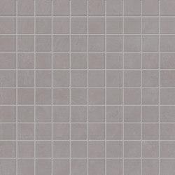 Totalook Mosaico 3x3 grigio | Mosaicos de cerámica | EMILGROUP