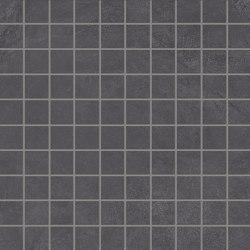 Totalook Mosaico 3x3 Antracite | Ceramic mosaics | EMILGROUP