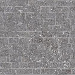 Unique Bleu Mosaico Petite Mur gris Noble lappato velouté | Mosaici ceramica | EMILGROUP