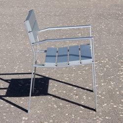 NeoRomántico Aluminio Chair | Chairs | urbidermis SANTA & COLE