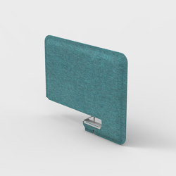 AK 1 PET Felt Workplace Divider | Table dividers | De Vorm
