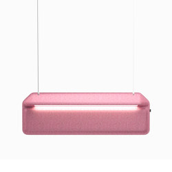 AK 2 Hanging Workplace Divider Lamp | Suspended lights | De Vorm