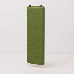 AK 4 Hanging Room Divider   Sound absorbing room divider   De Vorm