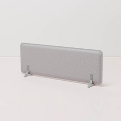 AK 4 Standing Workplace Divider | Privacy screen | De Vorm