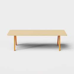 Big Lite 74 Modular Table System | Dining tables | De Vorm
