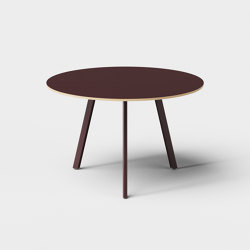 Big Lite Round 110 Modular Table System | Dining tables | De Vorm