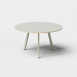Big Lite Round 95 Modular Table System | Dining tables | De Vorm