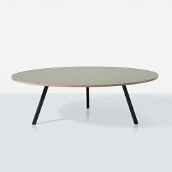 Big Round 74 Modular Table System | Dining tables | De Vorm