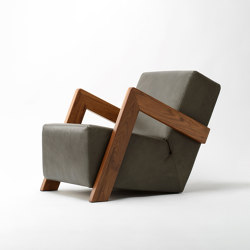 Daddy's Chair | Armchairs | De Vorm