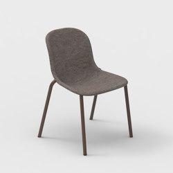 LJ 2 PET Felt Stack Chair | Chairs | De Vorm