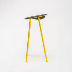 LJ 3 PET Felt Bar Stool | Bar stools | De Vorm