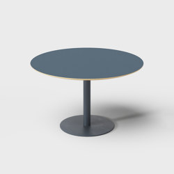 Column Table Round 120 | Contract tables | De Vorm