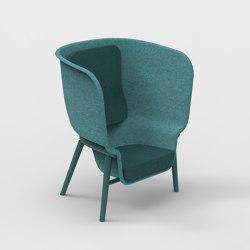 Pod Privacy Chair | Armchairs | De Vorm
