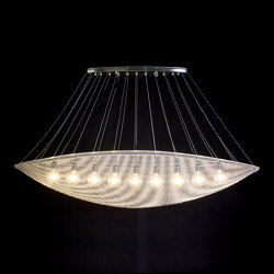 Cocoon -1750 - Suspended | Suspended lights | Willowlamp