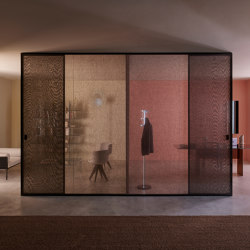 Aladin Wall | Internal doors | Glas Italia