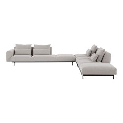 In Situ Modular Sofa    Corner Configuration 8   Sofas   Muuto