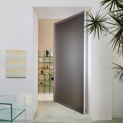 Aladin Spin   Internal doors   Glas Italia
