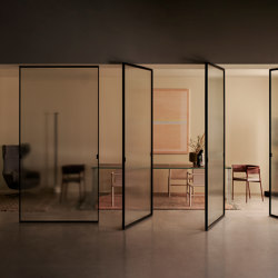 Sherazade Spin   Internal doors   Glas Italia