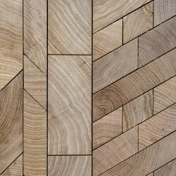 FORÊT MIX NATURAL | Wood panels | Oscarono