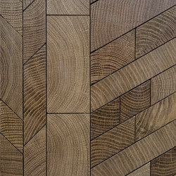 FORÊT MIX SMOKED | Wood panels | Oscarono
