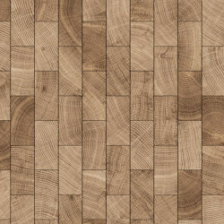 FORÊT BRICK MIX NATURAL | Wood panels | Oscarono