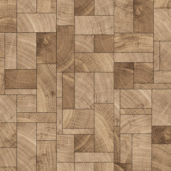 FORÊT CITYSCAPE MIX NATURAL | Wood panels | Oscarono