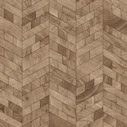FORÊT ROOF MIX NATURAL | Wood panels | Oscarono