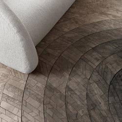 FORÊT TWIRL MULTI-COLOR | Wood panels | Oscarono