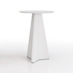 Origami | Standing tables | Systemtronic