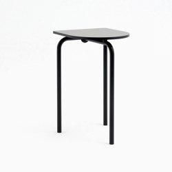 Piombino Alto Black Mat | Standing tables | Atelier Haußmann