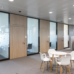 fecoair   Wall partition systems   Feco