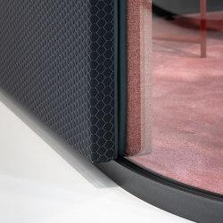 fecophon fabric | Systèmes muraux absorption acoustique | Feco