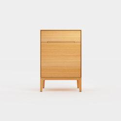 Horizontal composition cabinet | Aparadores | Time & Style