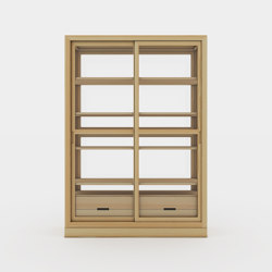 Museum cabinet for private collection | Vitrinas | Time & Style