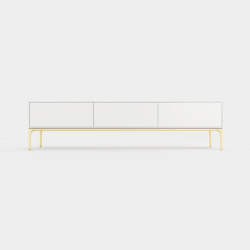 Pastel composition cabinet | Aparadores | Time & Style
