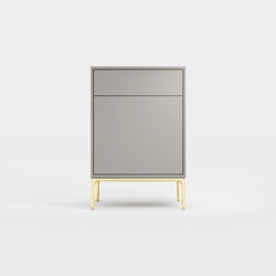 Pastel composition cabinet   Credenze   Time & Style
