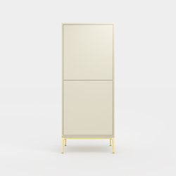Pastel composition cabinet | Cabinets | Time & Style