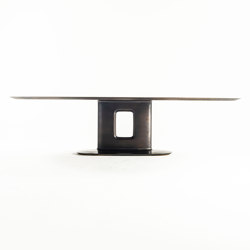 Sculpture casting bronze table | Dining tables | Time & Style