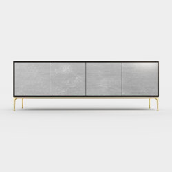Tasogare composition cabinet | Sideboards / Kommoden | Time & Style