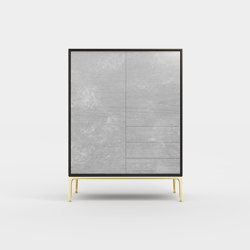 Tasogare composition cabinet | Cabinets | Time & Style