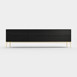 Wave composition cabinet | Aparadores | Time & Style