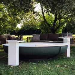 Ufo Outdoor | Bathtubs | Agape