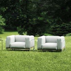 Filo Outdoor | Sessel | Living Divani