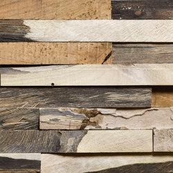 Mosaikholz Gently Nuss | Holz Mosaike | StoneslikeStones