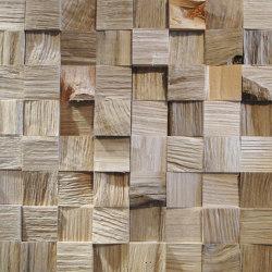 Mosaik wood Block oak Split | Mosaïques en bois | StoneslikeStones