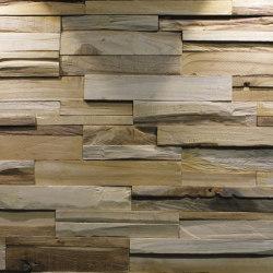 Mosaikholz TeakMekong | Holz Mosaike | StoneslikeStones
