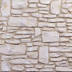 MSD Rustica blanca 300 | Piastrelle plastica | StoneslikeStones