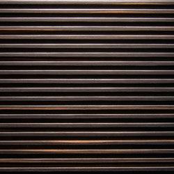 Bar Alpi Maro Ebenholz | Wood veneers | VD Werkstätten