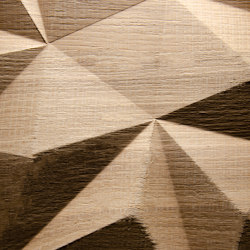 Big Diamond Oak Nature | Wood veneers | VD Werkstätten