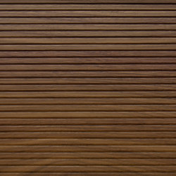 Light Heartwood Walnut | Placages bois | VD Werkstätten